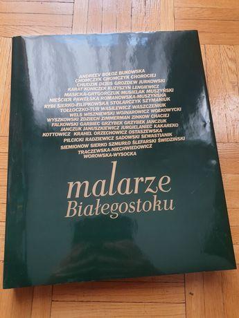 Album Malarze Białegostoku
