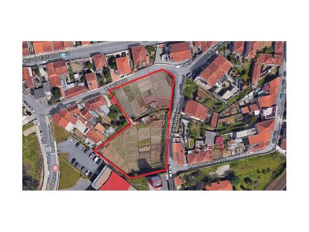 Terreno para construção junto ao Parque Urbano de Rio Tinto