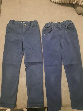 Spodnie dla chłopca 122