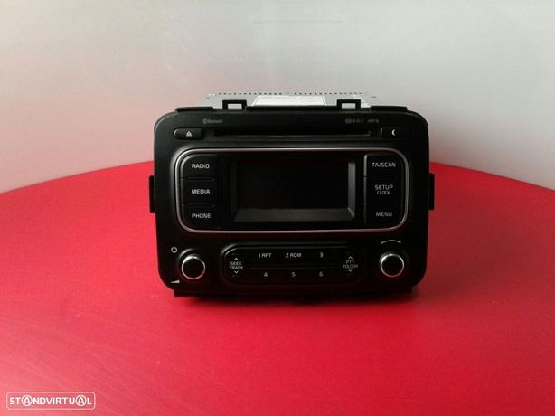 Auto-Rádio (Cd) Kia Carens Iv