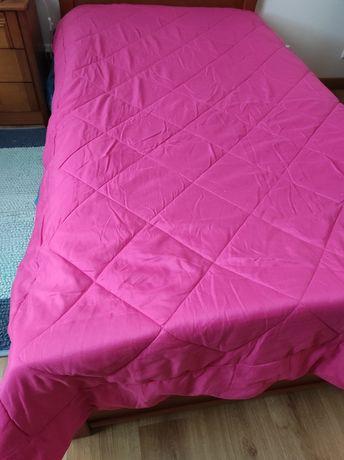 Edredon cama solteiro