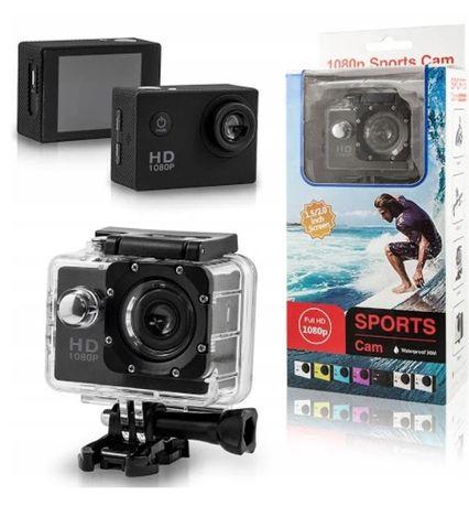 kamerka sportowa full hd 1080P pro wodoodporna