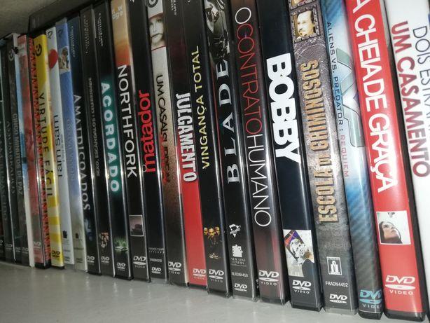 28 filmes em Dvd - originais