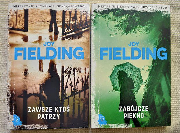 Joy Fielding Zawsze ktoś patrzy, Zabójcze piękno