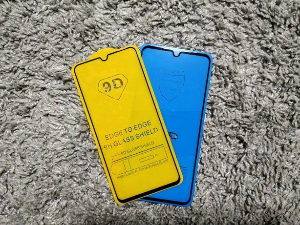Защитное стекло 9d Xiaomi Redmi 6 7 8 a t Note 5 9s mi 9 lite a3 pro