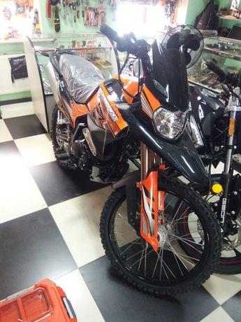 Мотоцикл Shineray 250-6B Ендуро