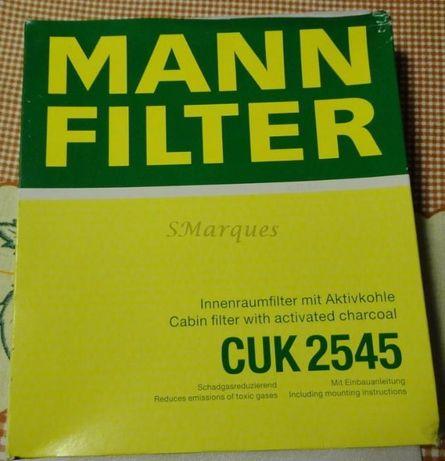 Filtros CUK2545 - LS922 - A1113 para motor VAG (Skoda 1.4i)