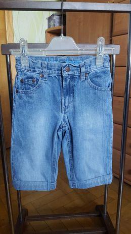 Шорты джинсовые на 4-5 лет