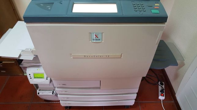 Impressoras  XEROX Docucolor DC12