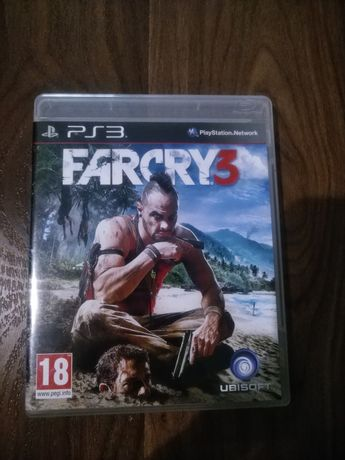 Jogo farcry 3 PlayStation ps3