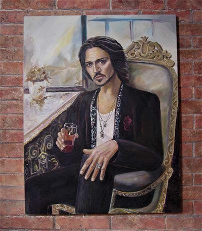 Картина   Портрет молодого человека