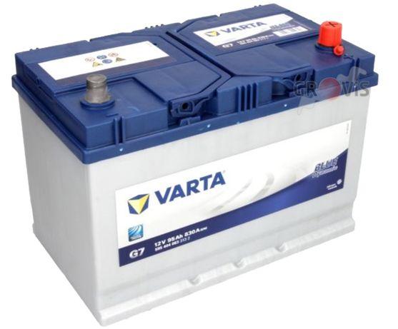 Akumulator VARTA Blue Dynamic 12V 95Ah 830A P+ G7 Wymiana Dowóz Montaż
