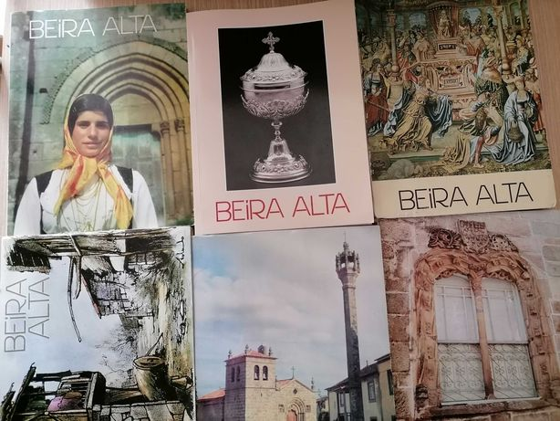 Revistas Beira Alta
