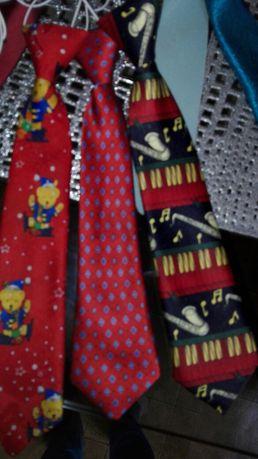 Krawaty dziecięce