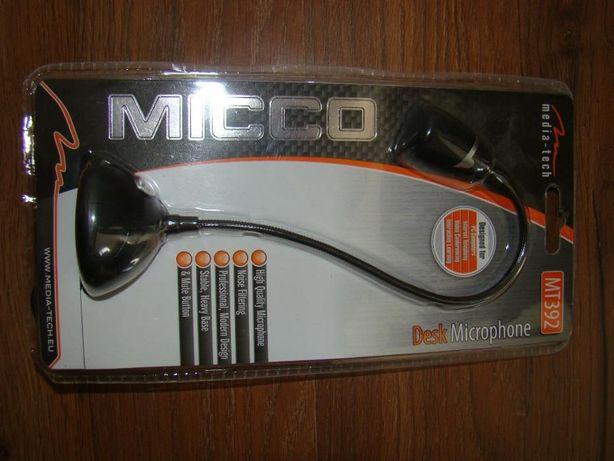 mikrofon biurkowy