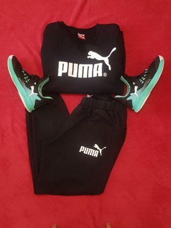 Костюм и кроссовки Puma