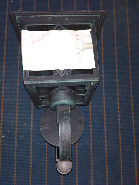 Lampa z czujnikiem