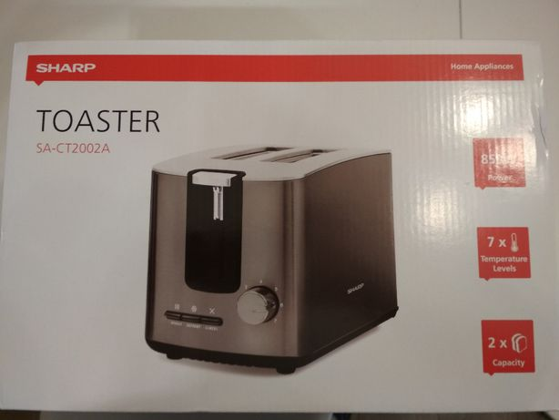 Toster Sharp SA-CT2002A NOWY