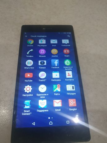 Sony Xperia T2 Ultra D5322 целый на запчасти