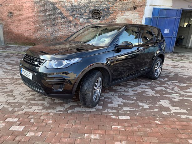 Land Rover Discovery sport .2015