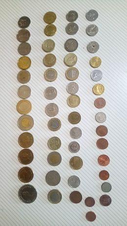 Колекционные монеты более 10 стран от 1789 до 2000 годов