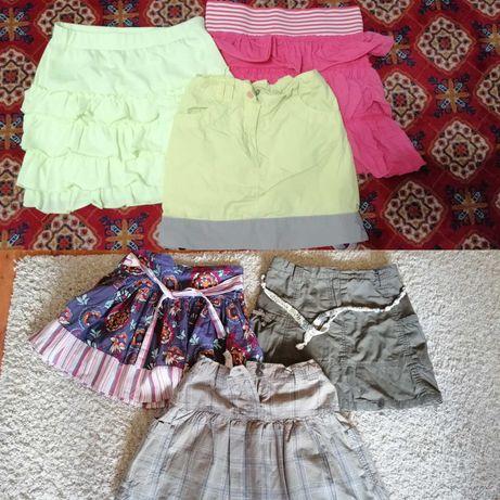 Spódniczki letnie