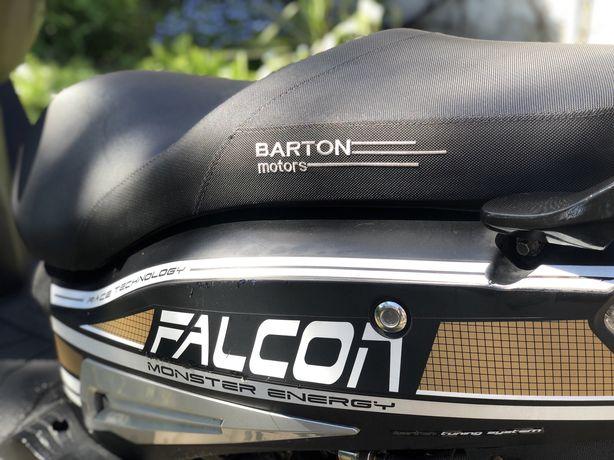 Skuter Barton Falcon Śląsk