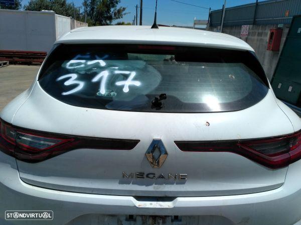 Tampa Da Mala / Portão Mala Renault Megane Iv Hatchback (B9a/M/N_)