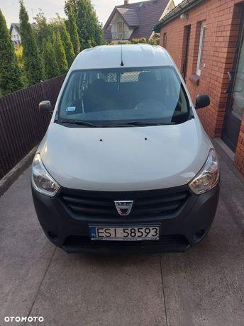 Dacia Dokker 2016 VAT od faktury