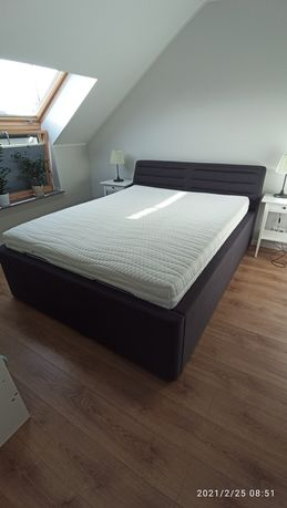 Rama łóżka łóżko Agata Meble 160x200