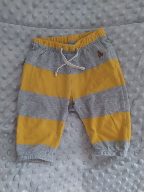 Spodenki spodnie GAP 3-6 miesięcy 68