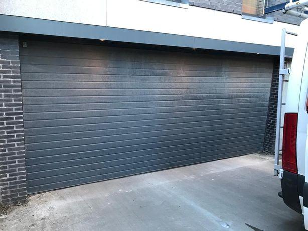 Brama garazowa elektryczna