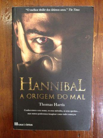 Thomas Harry - Hannibal, a origem do mal