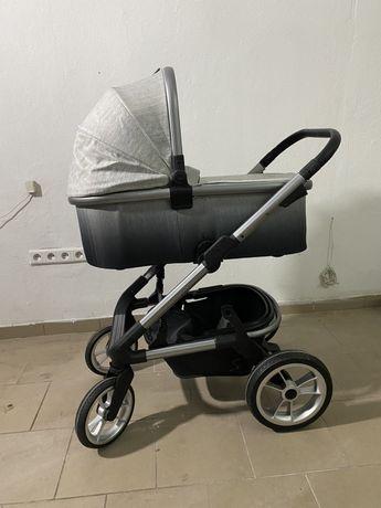 Solitaire wózek 2w1 NOWY powystawowowy + adaptery Maxi Cosi