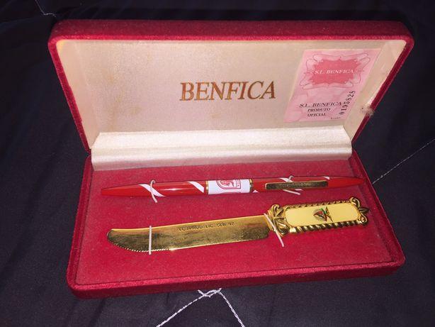 Caneta e cutelo do Benfica 1997