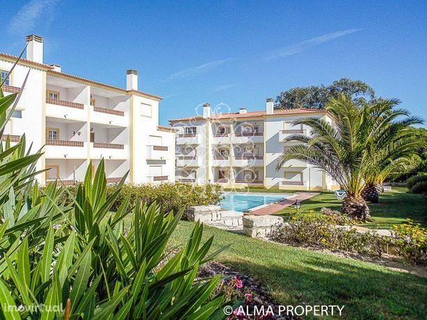 Apartamento T2 Para Venda Na Praia D'El Rey, Em Óbidos, P...