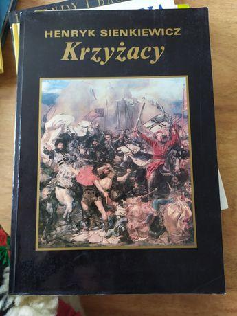 Krzyżacy. Henryk Sienkiewicz