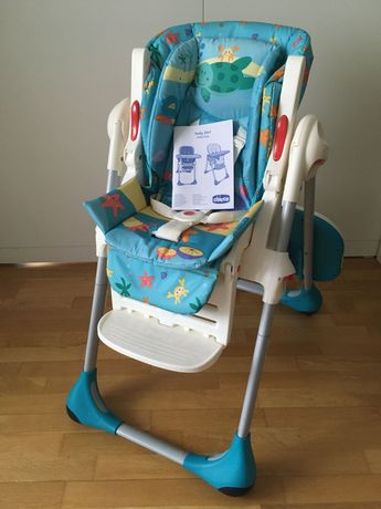 Cadeira refeições Chicco Polly 2in1 - Sea Dreams - USADA