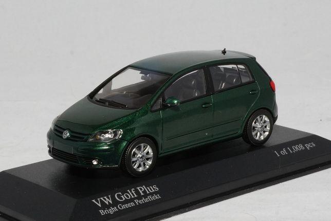 1/43 Minichamps Volkswagen VW Golf Plus 2004