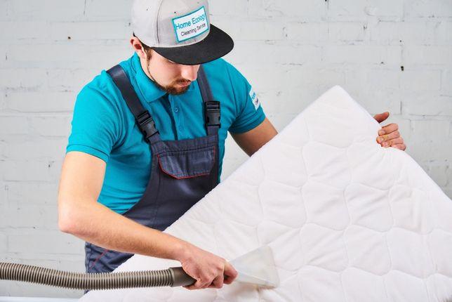 КАЧЕСТВЕННАЯ чистка дивана матраса мебели уборка Химчистка