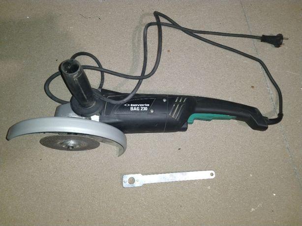 Szlifierka kątowa BAVARIA BAG 230 tarcza 230mm