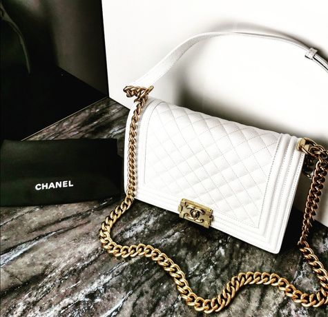 Torebka Chanel La Boy/skóra naturalna jakość Premium Promocja!