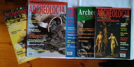 Archeologia Żywa 23 numery