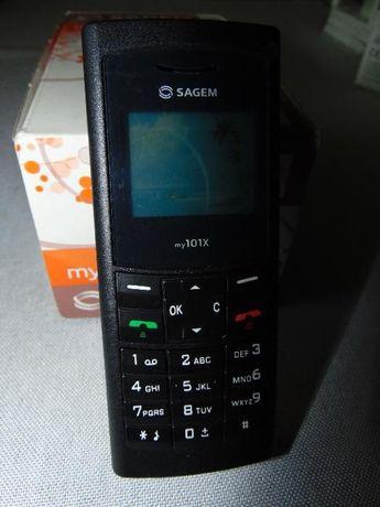 Telefon Sagem nowy