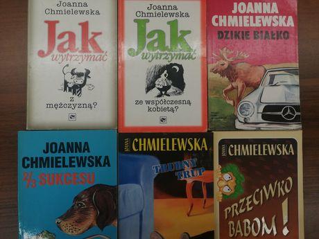 Joanna Chmielewska - kryminałki