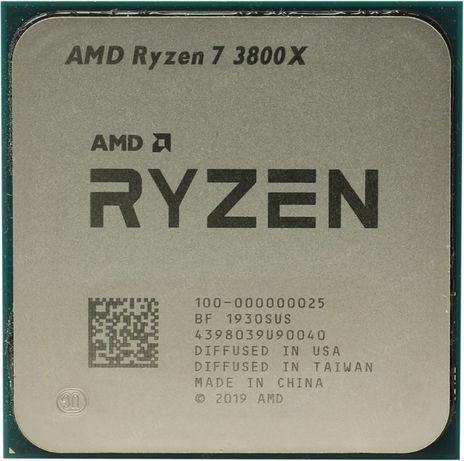 Процессор Ryzen 7 3800x СРОЧНО
