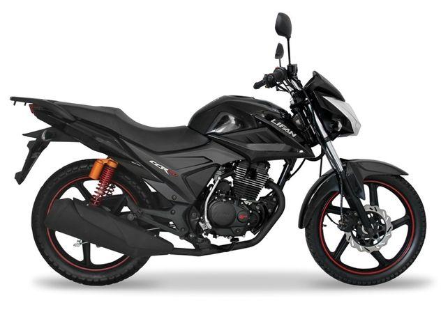 Мотоцикл LIFAN LF150-2E Black Pearl + полный пакет документов