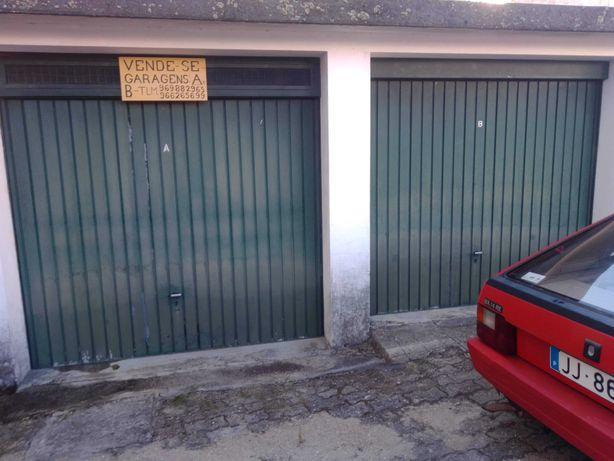 Vendem-se 2 garagens no centro de Viseu