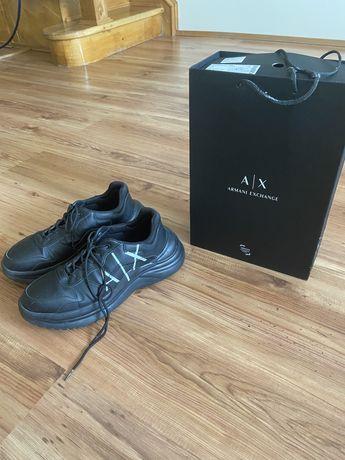 Мужские кроссовки Armani Exchange (Оригинал) 45 размер