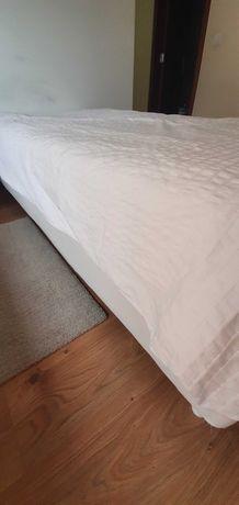 Cama de solteiro Ikea (Espevar +cochão Gokart) 90x200